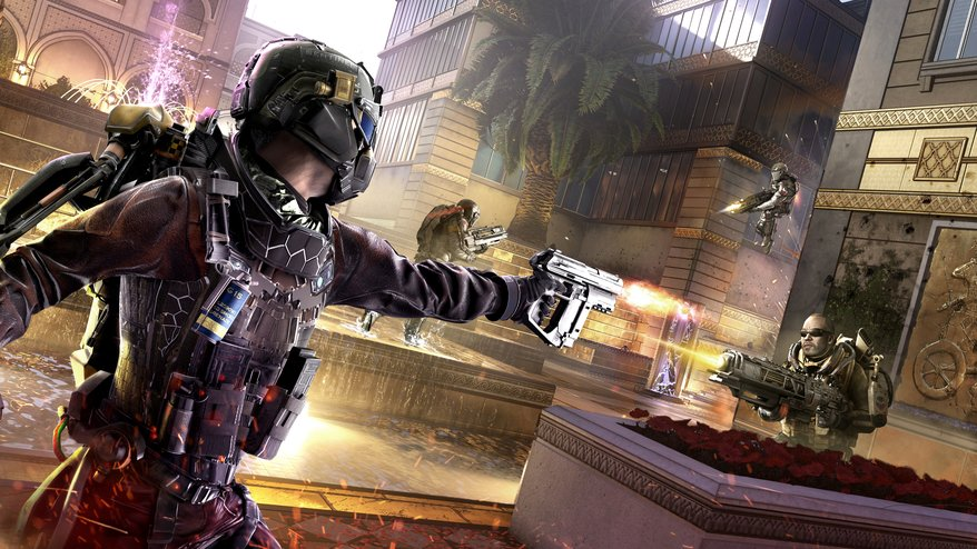 Call Of Duty Advanced Warfare Reckoning DLC Pack Now