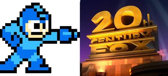 Mega Man Movie Fox