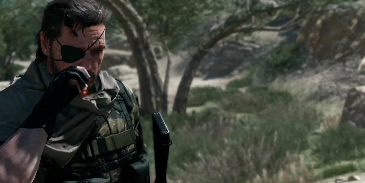 Metal Gear Solid 5 The Phantom Pain TGS15