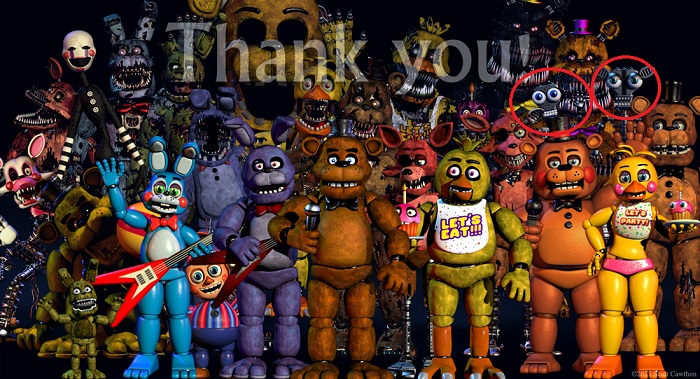 Five Nights At Freddy's Teaser Thank you 2