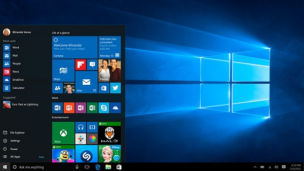 Windows 10 privacy concerns