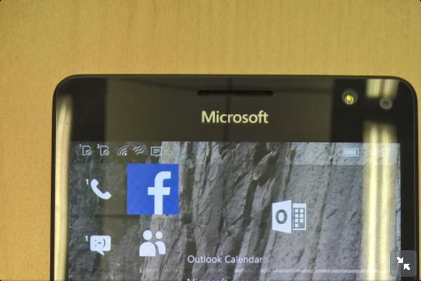 Microsoft new phone, Lumia 950XL, will have facial recognition