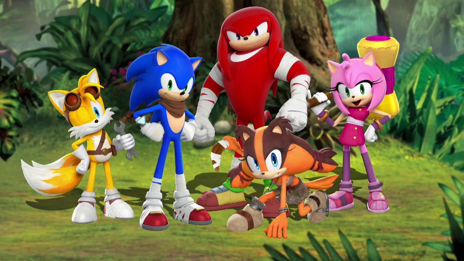 sonic boom season 2 currently in production might get a dvd blu