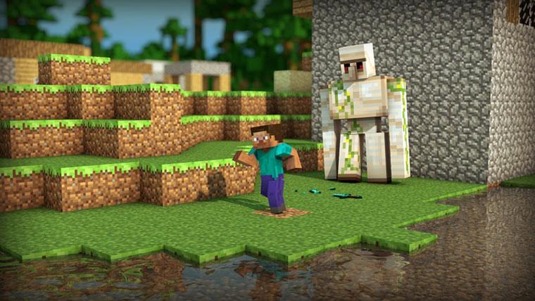 Minecraft Wii U Edition Geek Reply
