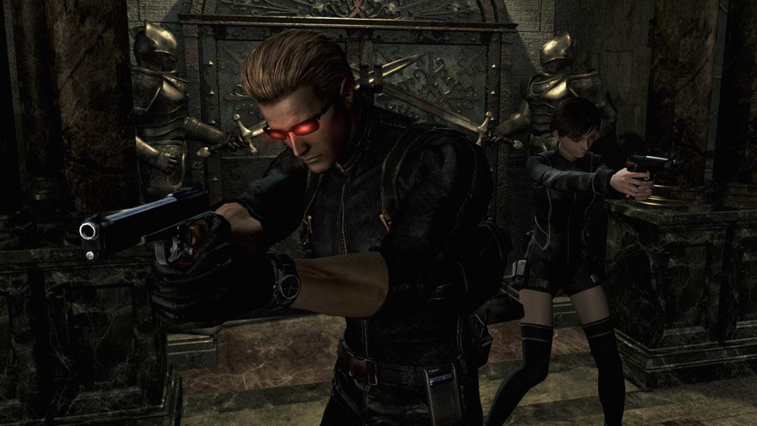 Resident Evil Zero Wesker Modus