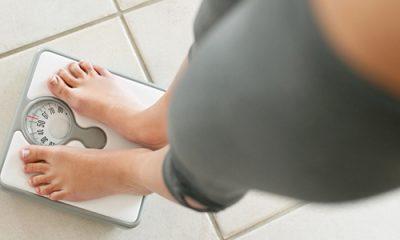 Calories scale