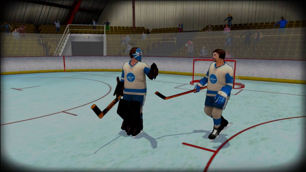 Old Time Hockey Review - A Disservice to All Hockey Video Games