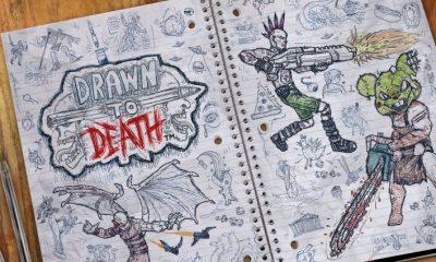 Drawn to Death PlayStation Plus