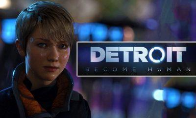 Quantic Dream Teases a Detroit: Become Human Scene