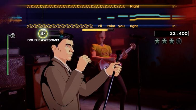 Danger Zone! Archer Coming To Rock Band 4