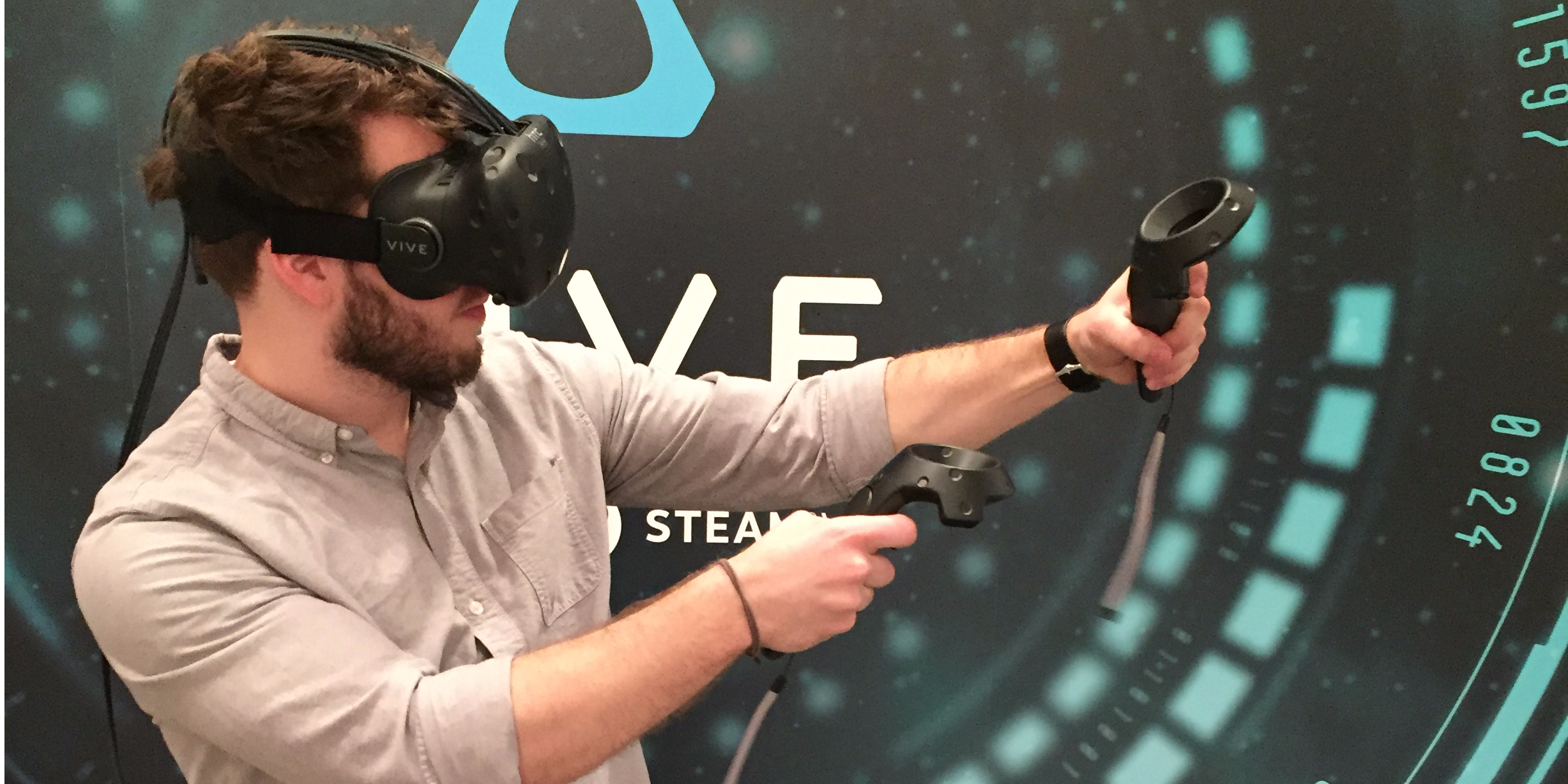 HTC Vive winner