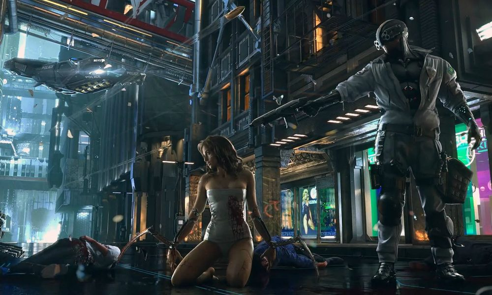 In Cyberpunk 2077 will not be micropayments