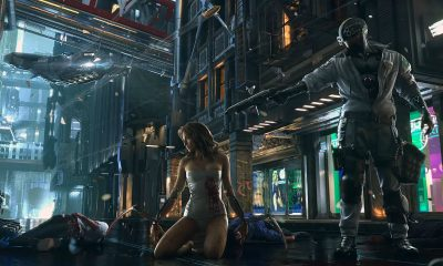 We probably won't see Cyberpunk 2077 until 2019