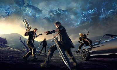 Final Fantasy XV Revealed to Have Changed From XIII Versus in 2012