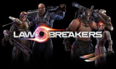 LawBreakers Characters