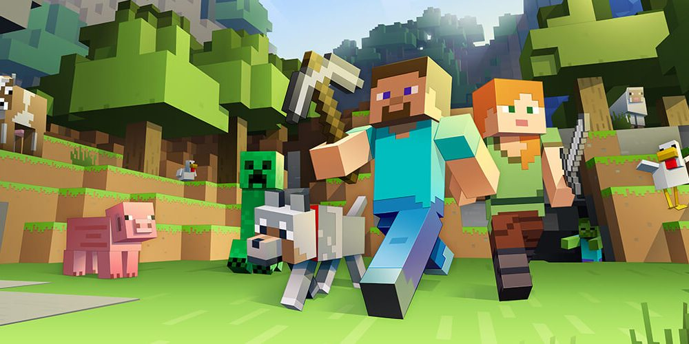 Minecraft Cross-Play to Be Allowed on Consoles, PC, VR, and Mobile
