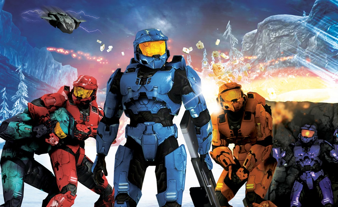 red vs blue Red vs blue: the shisno paradox is the sixteenth full season of red vs blue picking up in the moments after the conclusion of the previous season , red vs blue returns with a new saga, pitting the characters against powerful new foes and launching them back into an epic adventure unlike any other in the show's history.