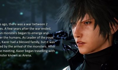 Breakout ARPG Title Lost Soul Aside Finally Receives Story Details