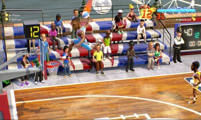 New NBA Playgrounds Trailer Shows How Arcade Basketball Can Be Fun Again