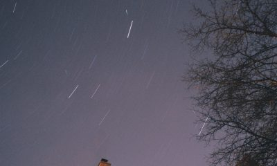 The Lyrid meteor shower is one of the many astronomical events to watch out for this April.