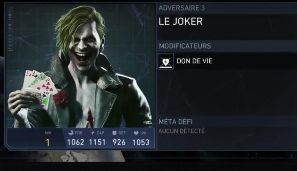 Injustice 2 - Joker Gameplay Footage Leaked, Look Debate All Set To Reignite