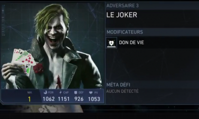 Joker Screenshot Leaked for Injustice 2