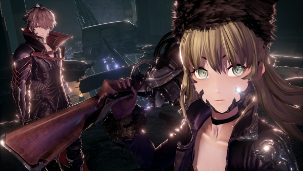 Bandai Namco Officially Announce New Anime Vampire Action RPG, Code Vein