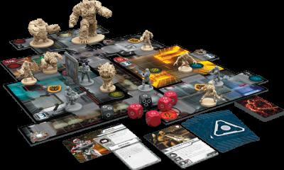 Doom Board Game 2