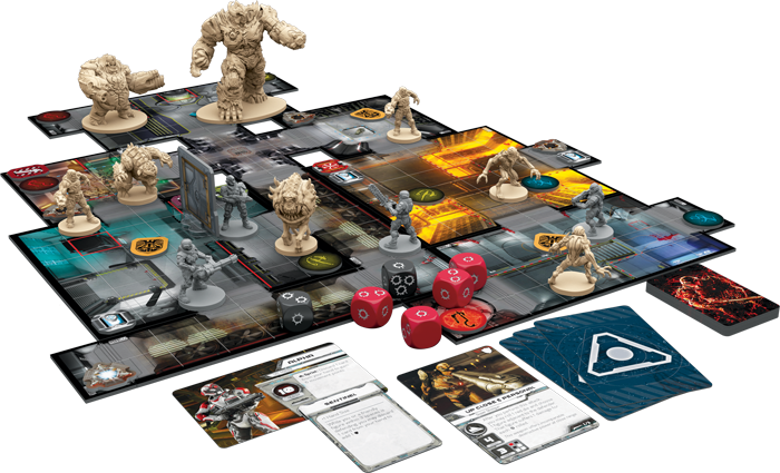 Doom Board Game 2