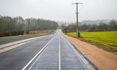 World's first solar road, will it catch on