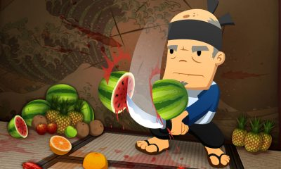Fruit Ninja Frenzy Force