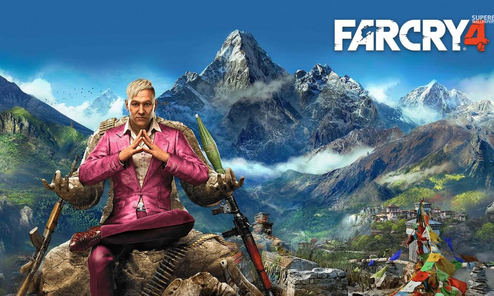 Far Cry 4 creative director leaves Ubisoft to cofound Typhoon Studios
