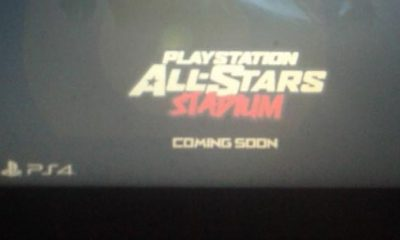 Another PlayStation All-Stars Battle Royale Sequel Leak; Possibly Called PlayStation All-Stars Stadium