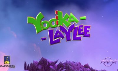 Yooka-Laylee Team Describes Modernizing the 3D Platformer