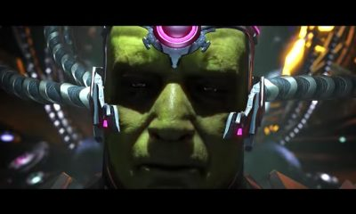 Injustice 2 Shattered Alliances Part Five Showcases the Mastermind of It All, Braniac