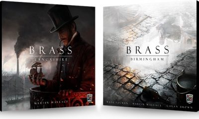 Brass Kickstarter campaign covers