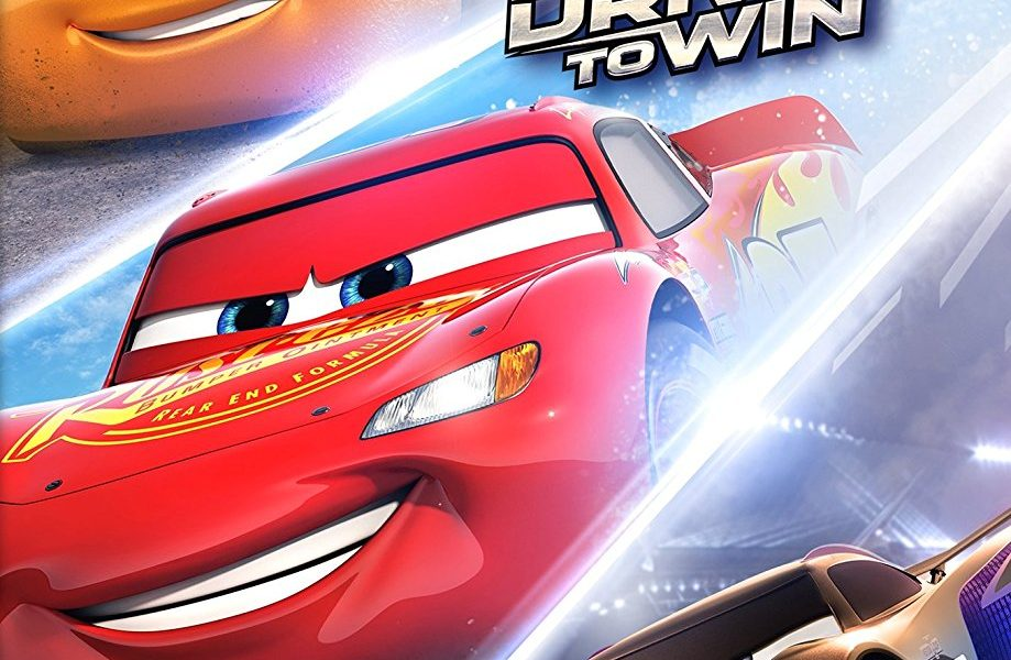 Cars  Driven To Win Dvd