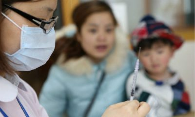Chinese vaccine scandal undermines public faith in immunisation program