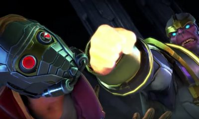 Telltale's Guardians of the Galaxy Launch Trailer Focuses on Thanos Again