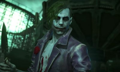 Joker Officially Revealed for Injustice 2 After Recent Leaks