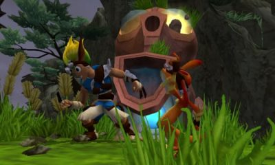 Move Over Crash Bandicoot; Jak and Daxter Remaster Coming to PS4 This Year