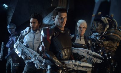 Mass Effect Andromeda's Biggest Issue Is Squad Diversity