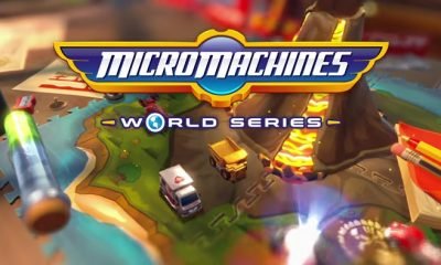 Micro Machines World Series First Gameplay Trailer Arrives