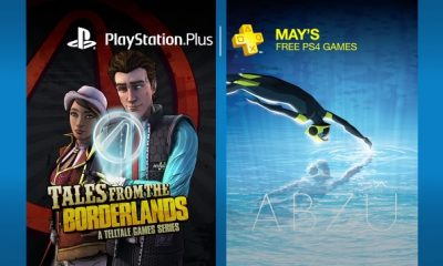 PlayStation Plus Titles for May 2017 Are Actually Worthwhile