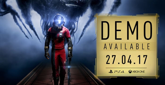 Prey Demo Announced for Consoles
