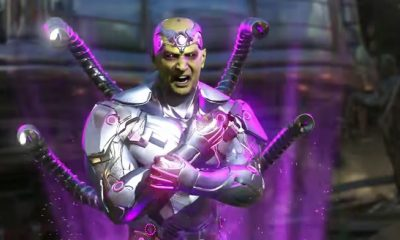 Braniac Returns for New Injustice 2 Combat Trailer