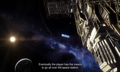 Latest Prey Trailer is All About Talos-1; The Space Station