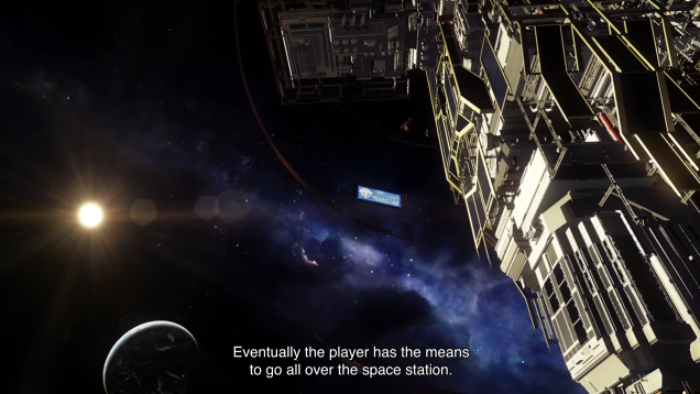 Latest 'Prey' Footage Shows Off The Talos I Space Station