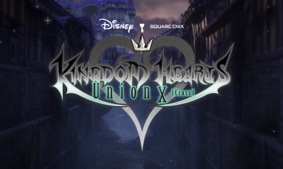 Kingdom Hearts Union X (Previously Known as Unchained X) is Now Live; Multiplayer Included!