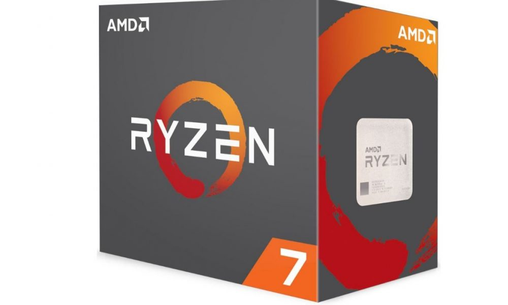 AMD's Ryzen 7 1800X Gets a $30 Discount on Amazon